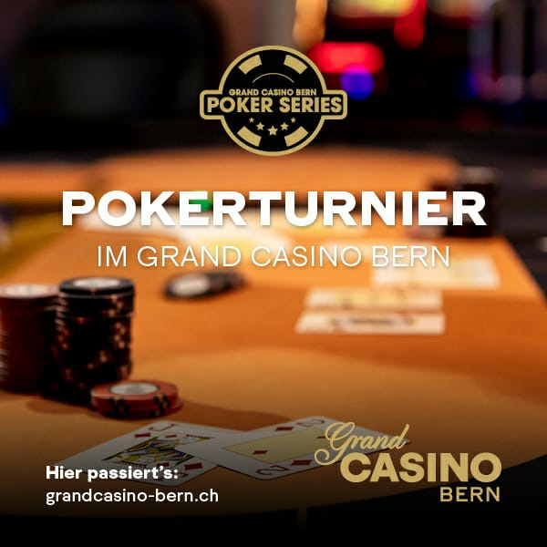 Grand Casino Bern Poker News: